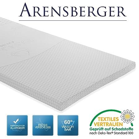 Arensberger Visco Schaum Vs6 Matratzenauflage Topper 160 X 200 Cm