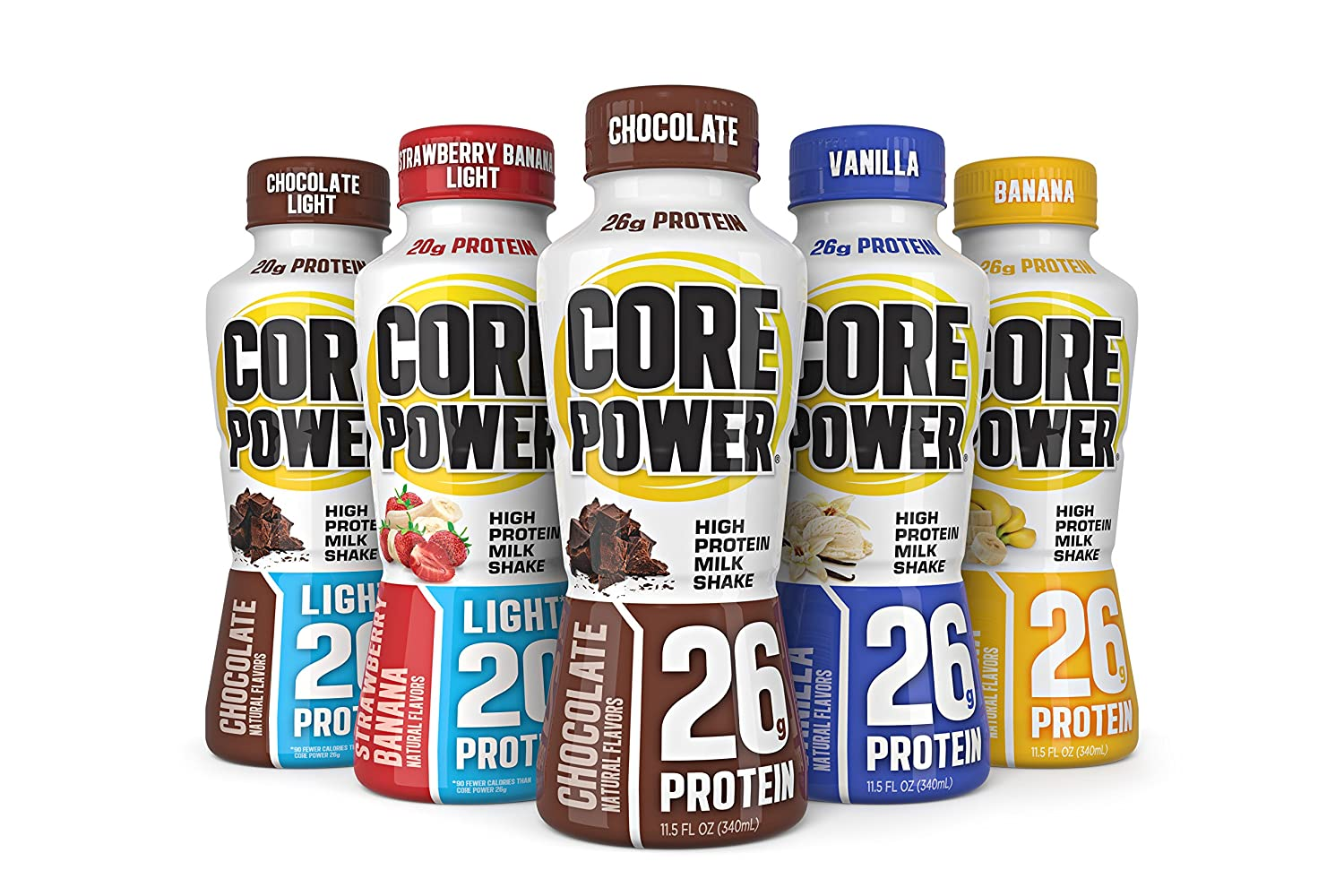 Amazon.com : Core Power by fairlife High Protein (20g) Milk Shake ...