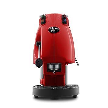Didiesse Frog Revolution máquina de café de monodosis, 1900 W, Rojo intenso: Amazon.es: Hogar