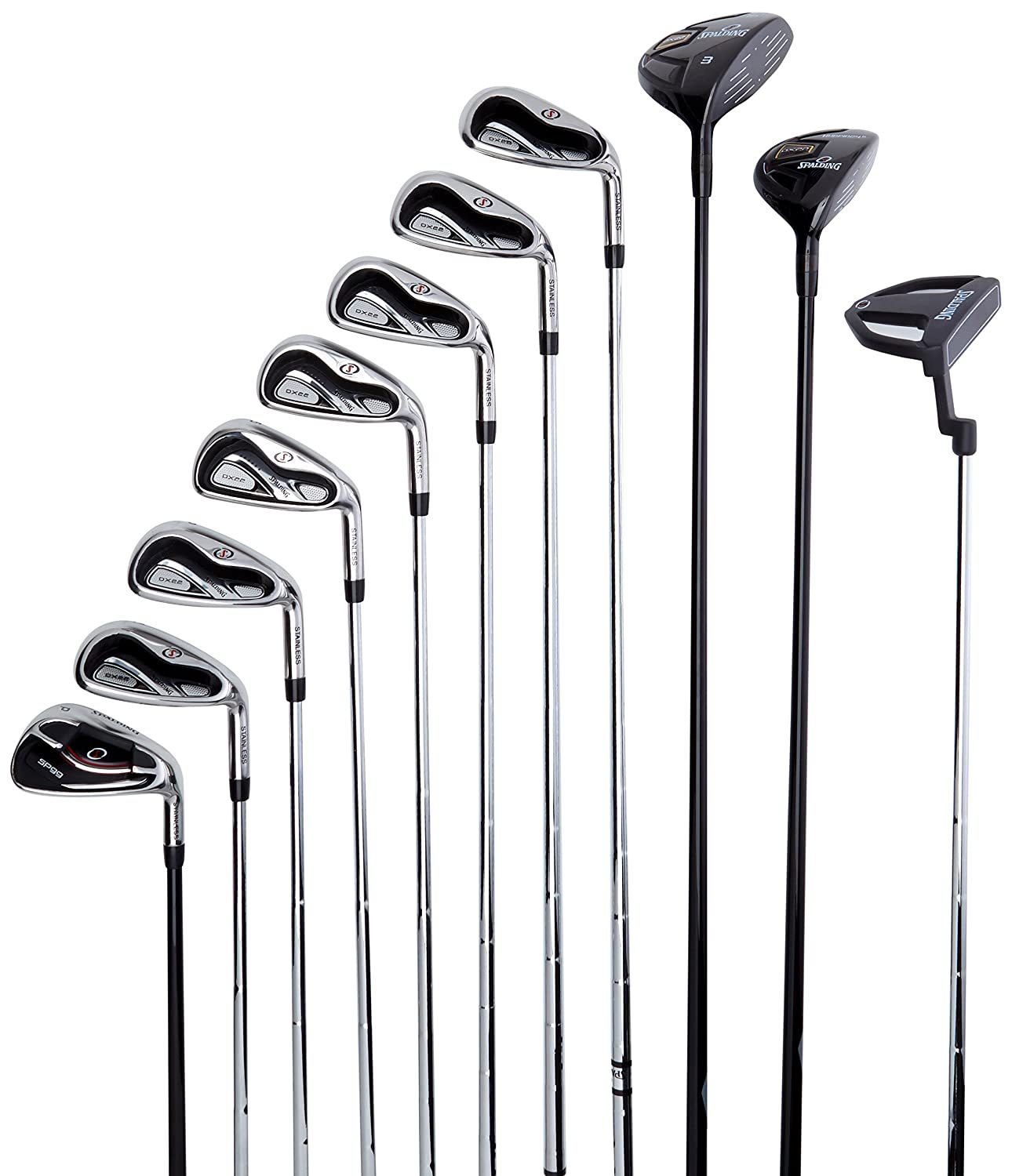 Spalding Dx22 Golf Set Mrh S - Set de hierros de golf ...