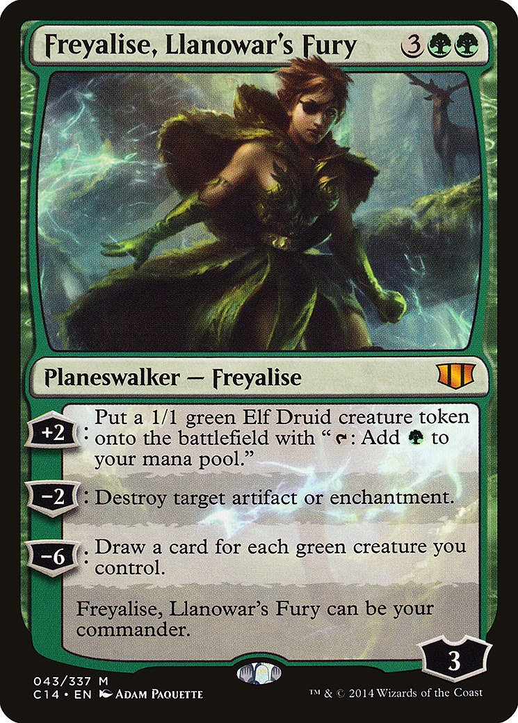 Magic the Gathering (MTG) Commander 2014 - Complete Set of All 5 Decks by Magic: the Gathering