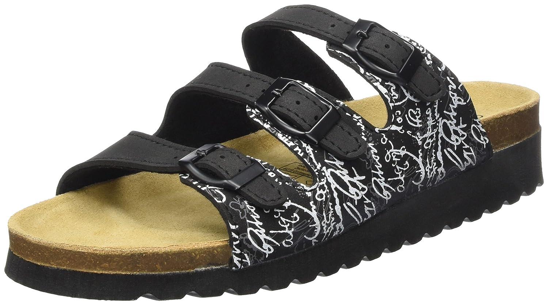 Supersoft 275 049, Pantofole Donna Nero (Black 003)