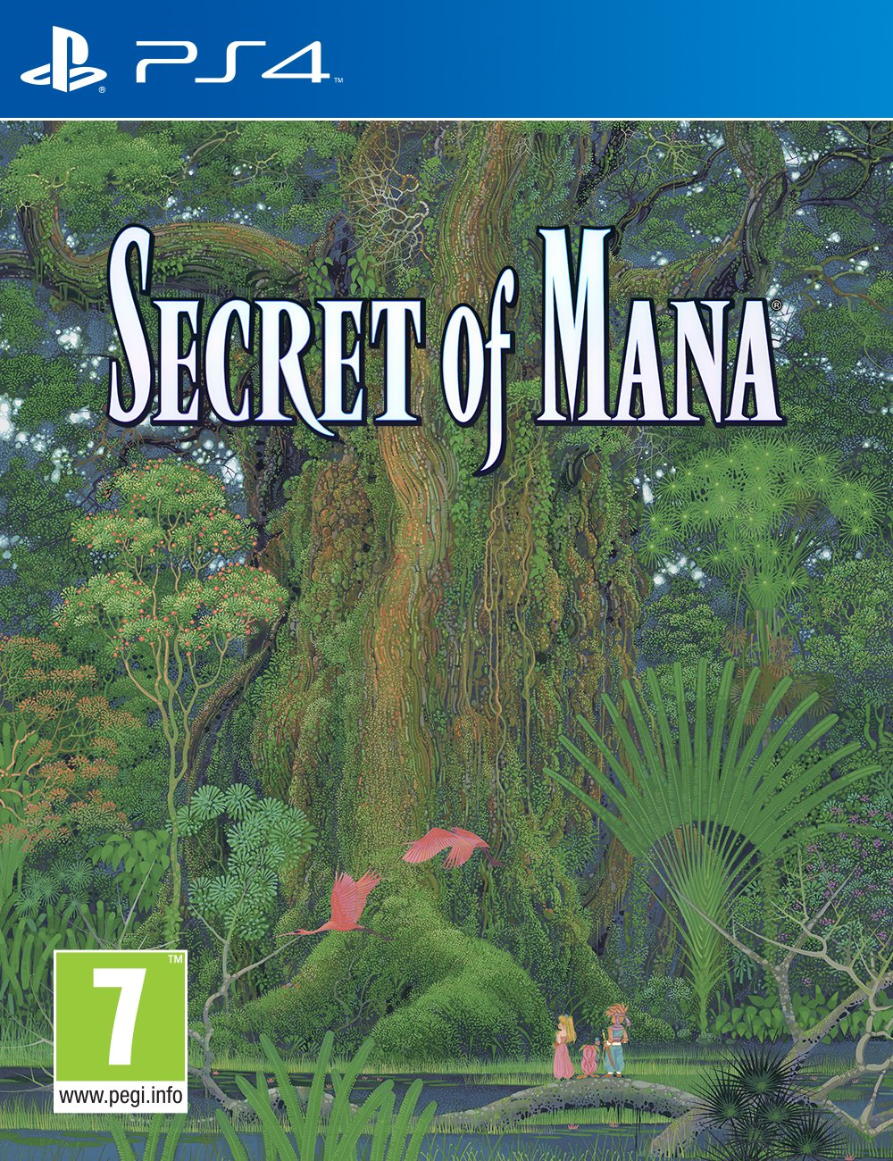 Secret of ManaPlayStation 4Only at GameStopB077YD9CVW