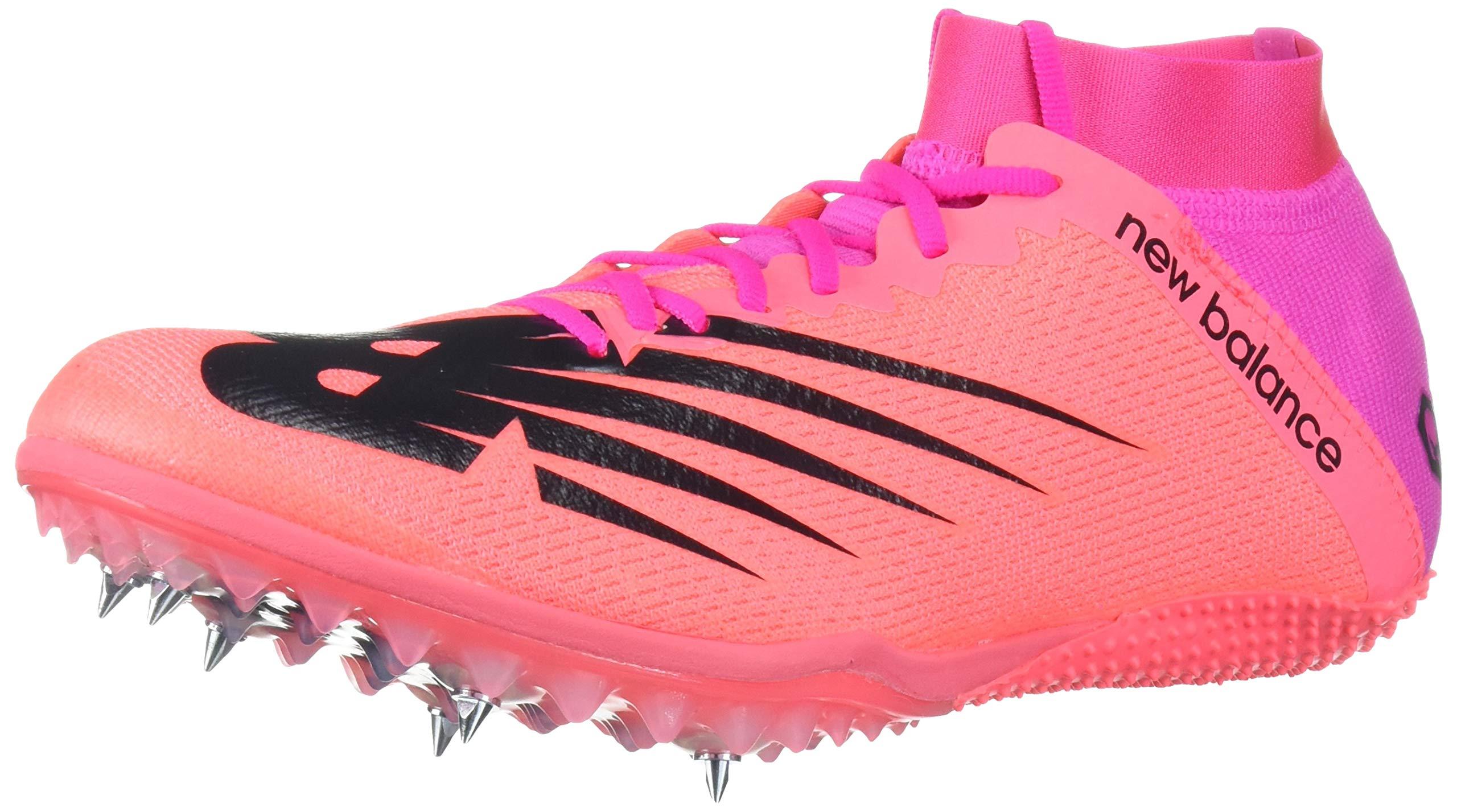 New Balance Women's Short Distance 100 V3 Spike Running Shoe