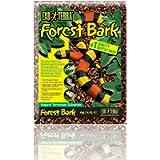 Exo Terra PT2750 Forest Bark Terrarium Substrate - 4.4 L (4 Quart)