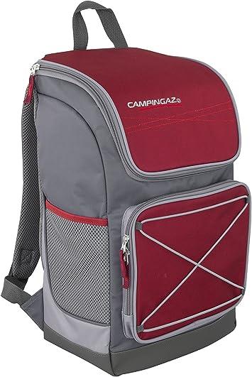 CAMPINGAZ Urban Picnic Bacpac 30L - Nevera Flexible Formato Mochila + Kühlelement Freeze Pack Cans Acumulador Frio, 6 latas, Unisex, Azul, 22 x 10.50 ...