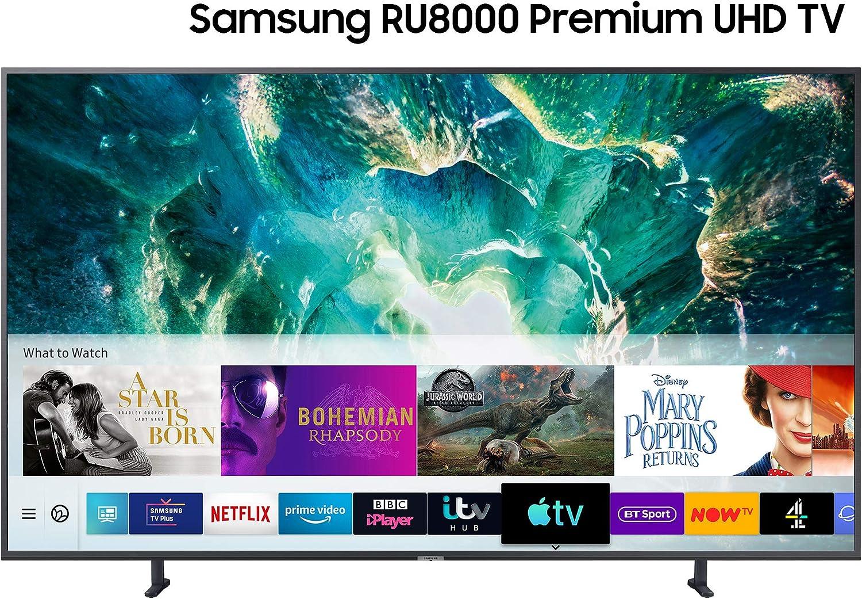 SAMSUNG 55 Pulgadas de TV Crystal Dynamics ru8000 Inteligente 4k Color: Amazon.es: Electrónica