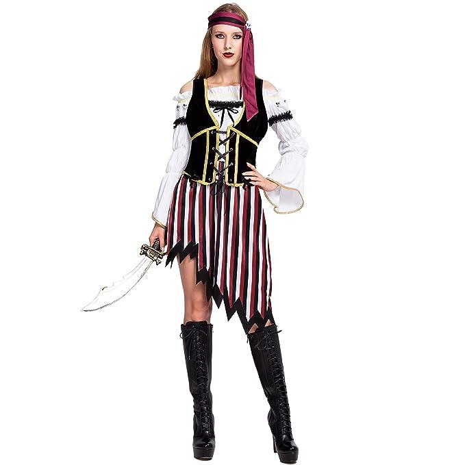Amazon.com: Spooktacular Creations Disfraz de Capitán de las ...