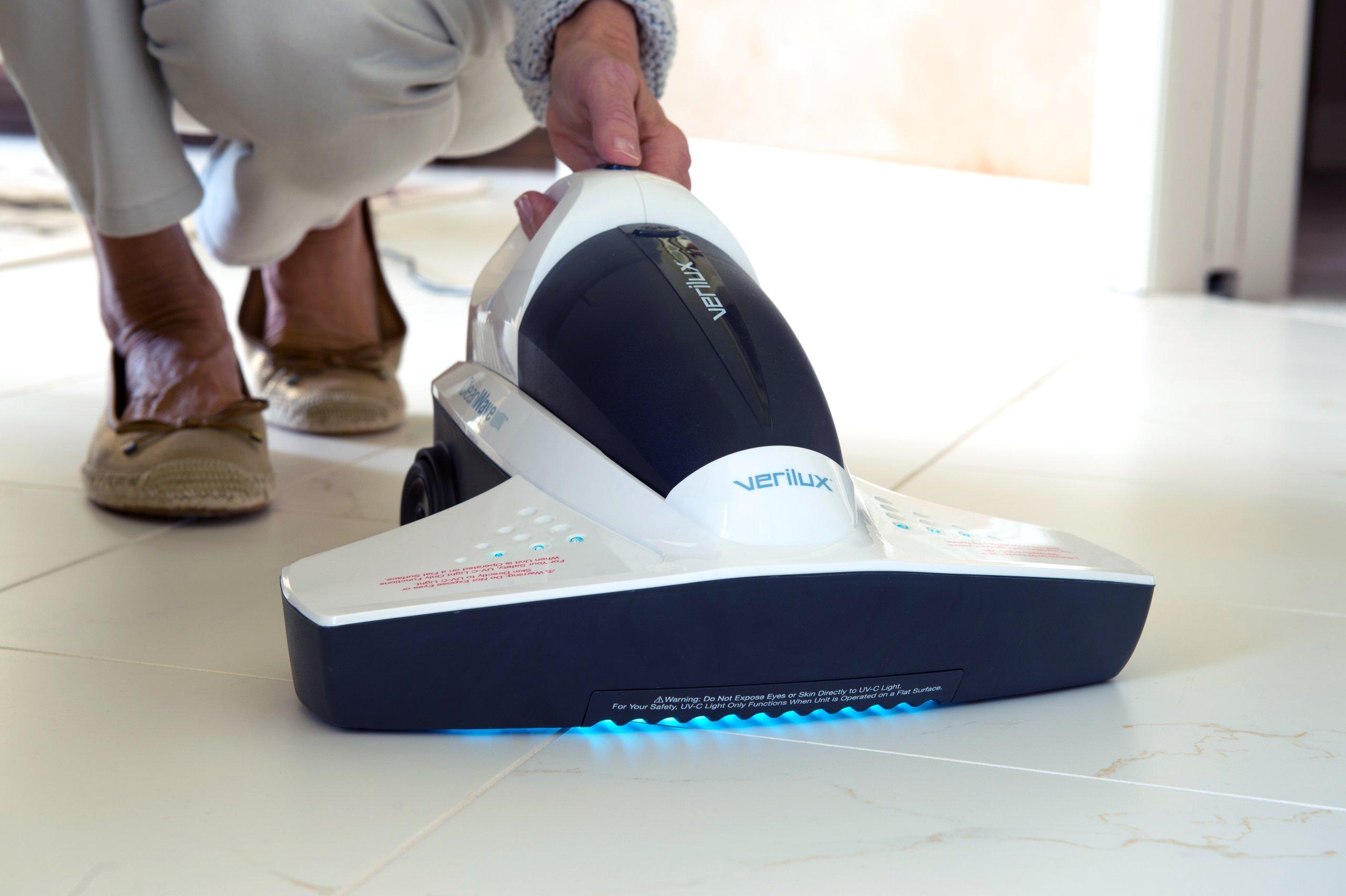 Verilux Cleanwave Sanitizing Portable Vacuum Uv