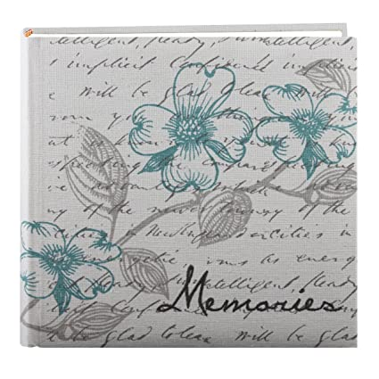 Buy Fetco Home Decor Sutter 2 Up Photo Album 65 By 863 Inch