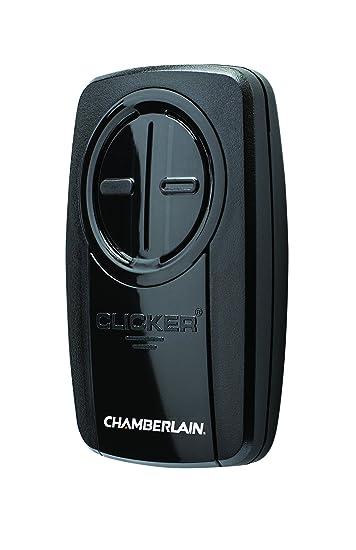 Amazon Chamberlain Group Klik3u Bk Clicker Universal 2 Button