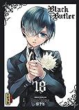 Black Butler Vol.18