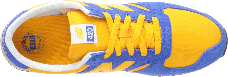 new balance 420 yellow
