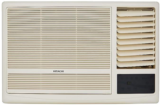 Hitachi 1.5 Ton 3 Star Window AC (RAW318KUD Kaze Plus, White) on