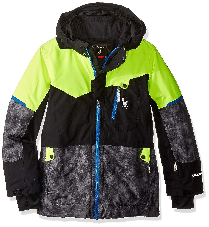 09d5acd08 Amazon.com: Spyder Kids Mens Tordrillo Jacket (Big Kids): Clothing