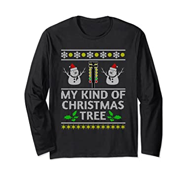 unisex drag racers racing sweater unique christmas tree gift shirt small black - Unique Christmas Sweaters