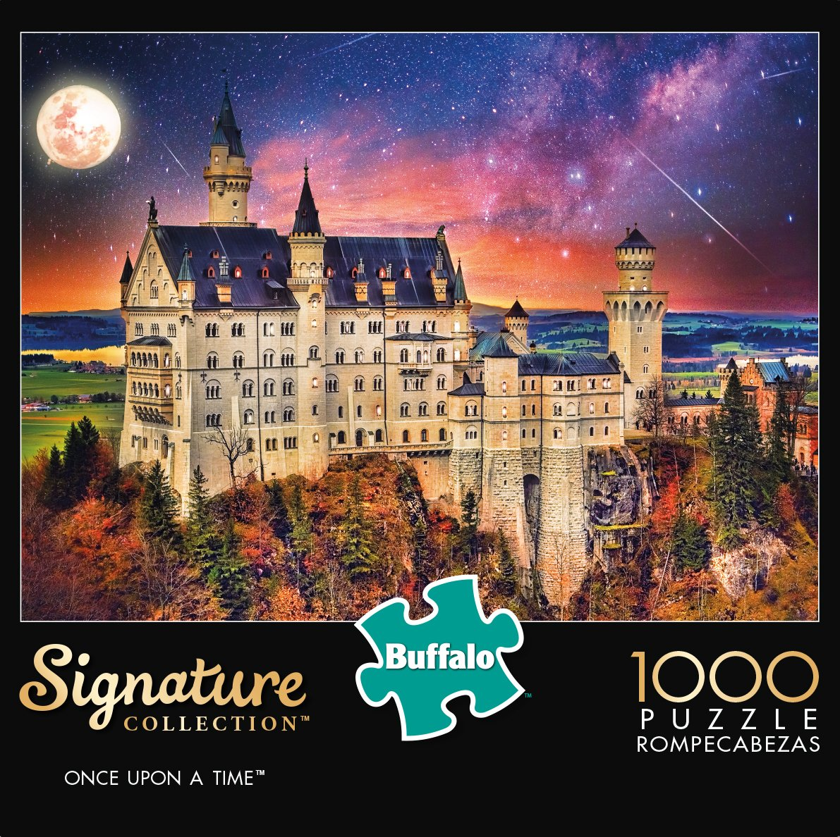 Buffalo Games - Signature Collection - Once Upon a Time - 1000 Piece Jigsaw Puzzle by Buffalo Games (Image #2)