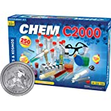 Thames & Kosmos Chem C2000 (V 2.0) Chemistry Set | Science Kit with 250 Experiments and 128 Page Lab Manual, Student…