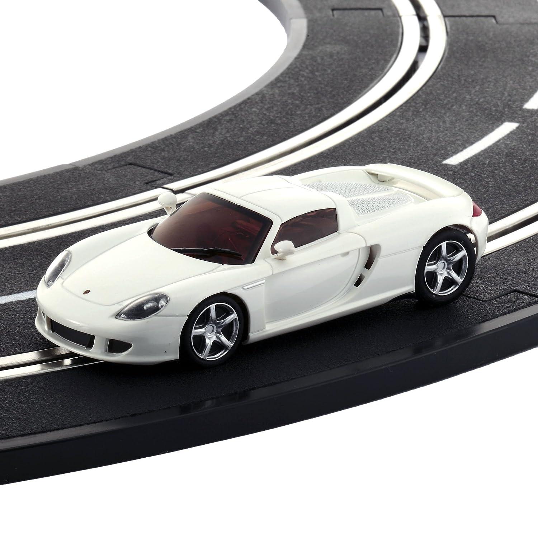 Dslot43 RTR PORSCHE CARRERA GT white