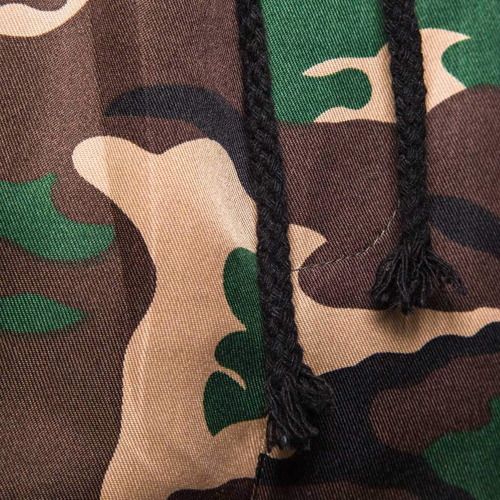 IEasⓄn Men's Camouflage Longs Cargo Pants,Man Fashion Casual Sport Tooling Pants by IEasⓄn (Image #2)