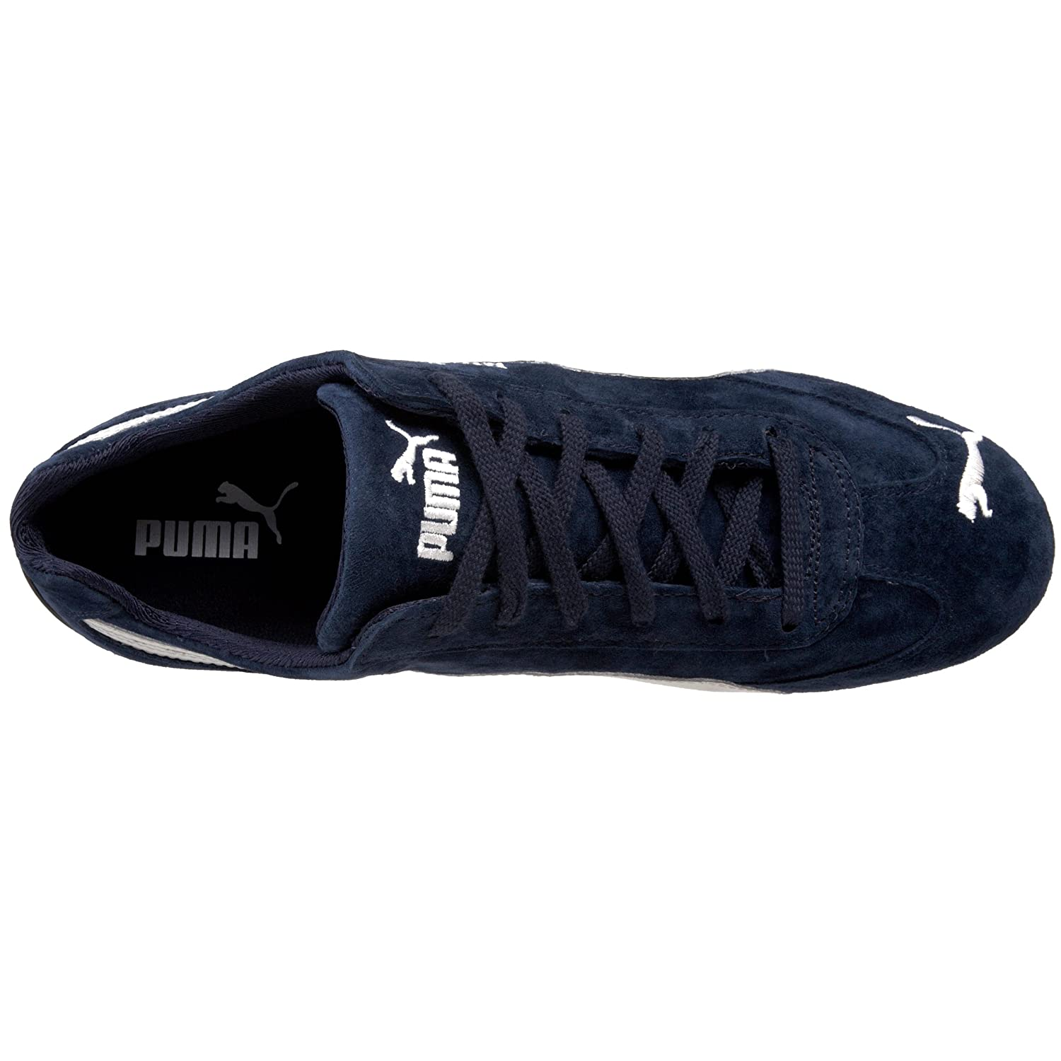 new product 7efb1 86f8d Amazon.com   PUMA Men s Speed Cat SD Sneaker, Insignia Blue Natural, 14  D(M) US   Fashion Sneakers