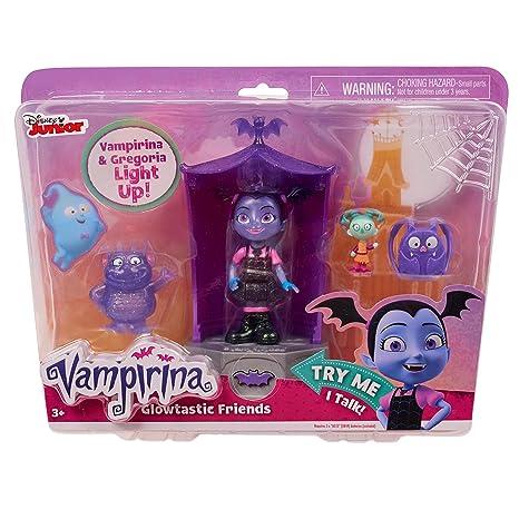 Vampirina-78020 Playset Amigos Glowtásticos, (78020)