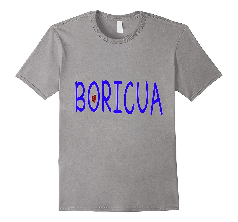 Boricua Proud Puerto Rican T-Shirt-TH