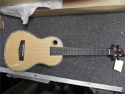 Amazon com: Riptide UB-2N Baritone Ukulele: Musical Instruments