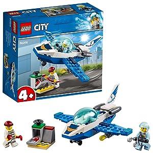 LEGO® City Gökyüzü Polisi Jet Devriye (60206)