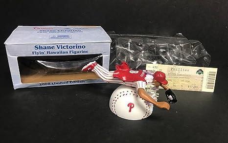 Shane Victorino Flyin Hawaiian 2008 Philadelphia Phillies Limited Figurine SGA