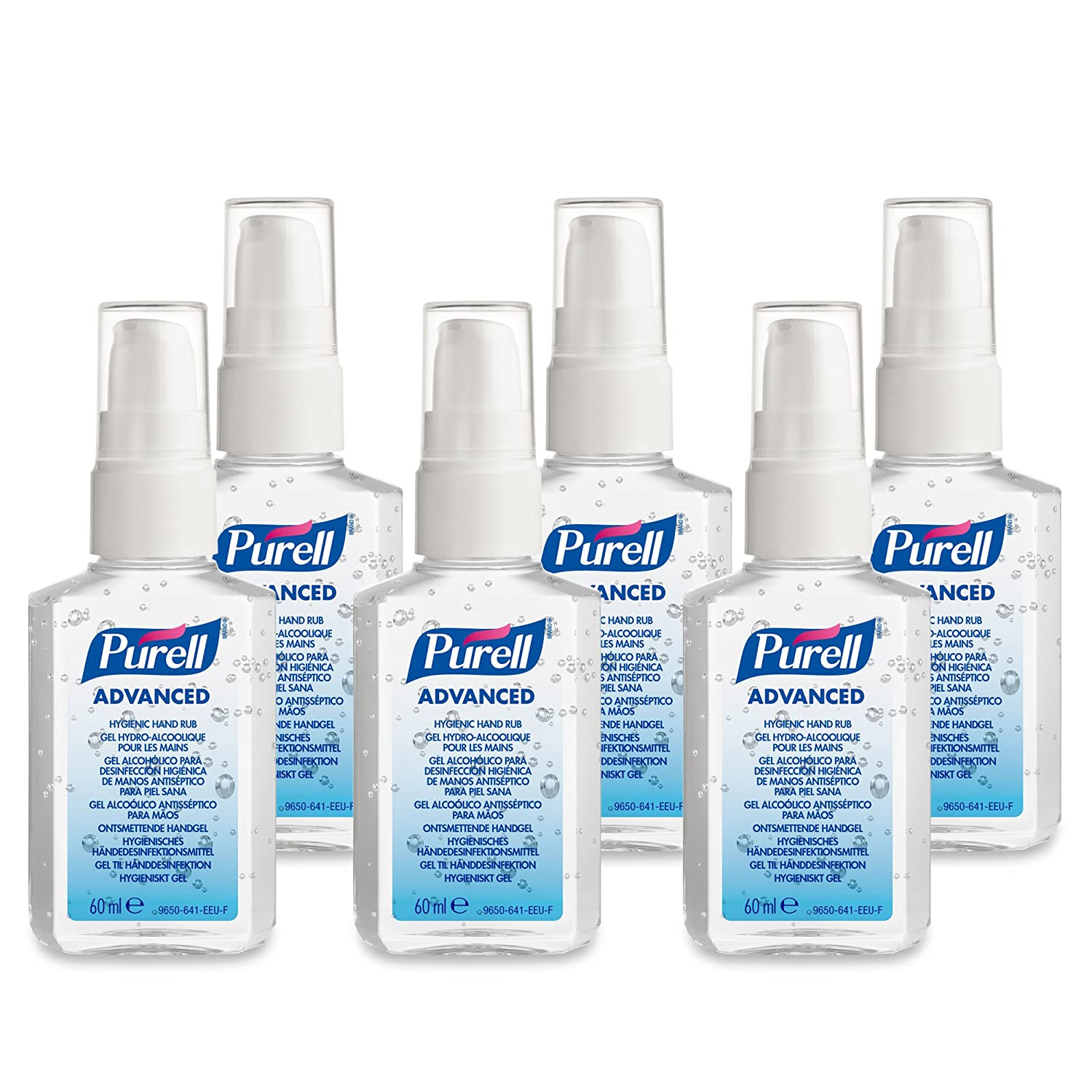 Purell Advanced Hygienisches Handedesinfektionmittel