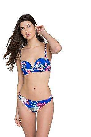 2f593798bc1fc Amazon.com: Ardene - Women's - Bikini Bottoms - Floral Cheeky Bikini Bottom  Extra Small -(8A-AP04328): Clothing