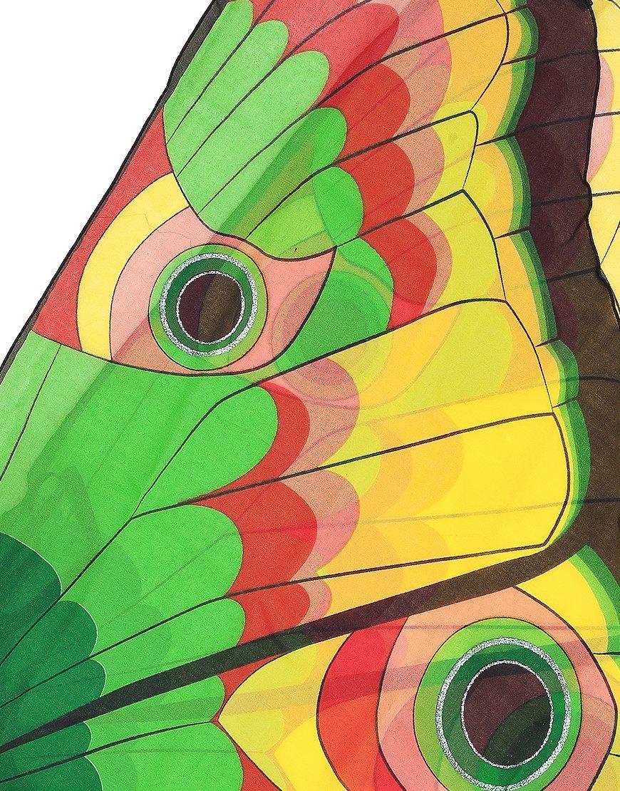 Dreamy Dress-Ups 50564 Yellow Butterfly Wings Costume