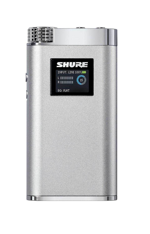 SHURE SHA900 ポータブル・リスニング・アンプ