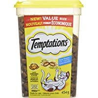 Temptations Treats for Cats - Chicken - 454g
