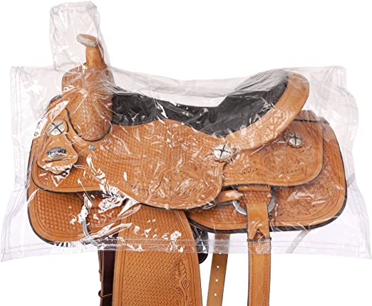 Tough-1 Purple Nylon Western Saddle Cover w// Tote Fender Protection Horse Tack