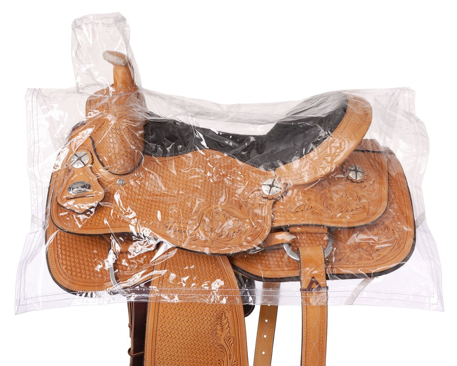 Tough 1 Clear Saddle Cover by Tough 1