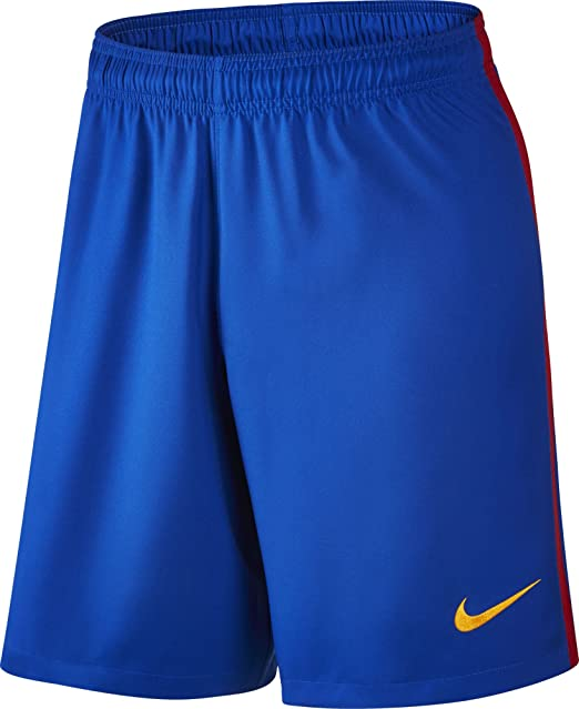 2f198e86636 Amazon.com  NIKE 2016 17 FC Barcelona Stadium Men s Soccer Shorts ...