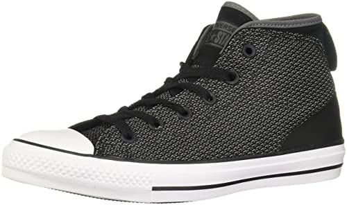 Converse Chuck Taylor All Star Syde Street Mid Thunder Black White 4  Buy  Online at Low Prices in India - Amazon.in 930e78f62