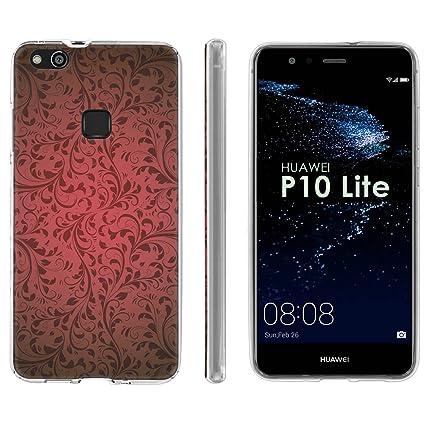 Amazon.com: [mobiflare] Huawei P10 Lite transparente ...