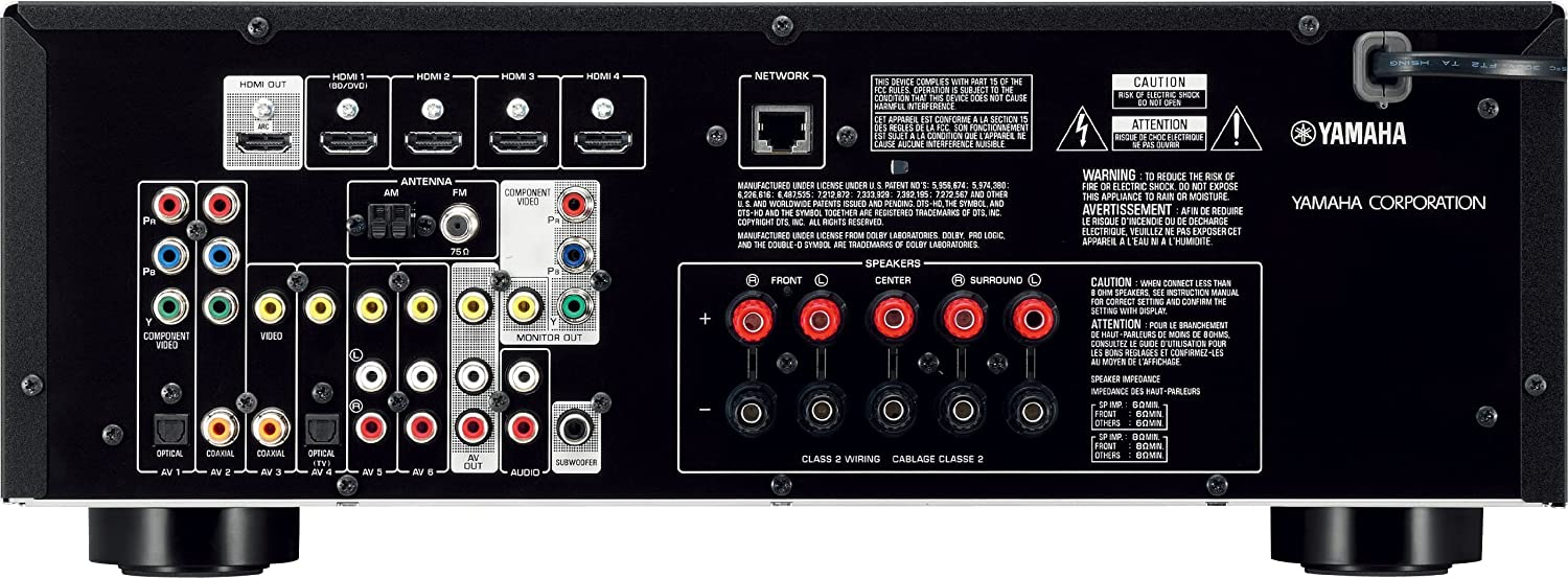 Yamaha Surround Sound Setup Diagram - Residential Electrical Symbols on sony home theater wiring diagram, home theater tv wiring diagram, home theater subwoofer wiring diagram,