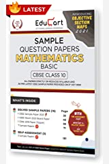 Educart CBSE Class 10 Maths 'Basic' Sample Question Papers 2021 (As Per 9th Oct CBSE Sample Paper) Kindle Edition