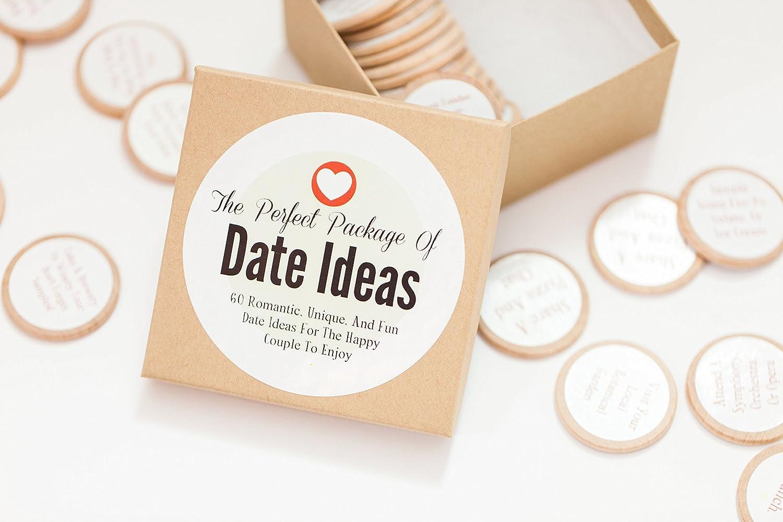Amazon.com: Date Idea Box, Date Ideas For Couples, Date Night Ideas ...