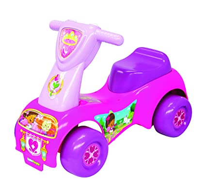 Amazon.com: Fisher-Price Little People Push N Scoot ...