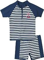 Playshoes Boy's Maritime UV Swim Set