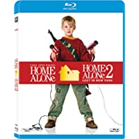 2 Movies Collection: Home Alone + Home Alone 2: Lost in New York