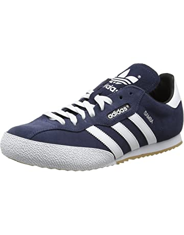 buy popular 7bf9d bdefd adidas Menss Sam Super Suede Fitness Shoes