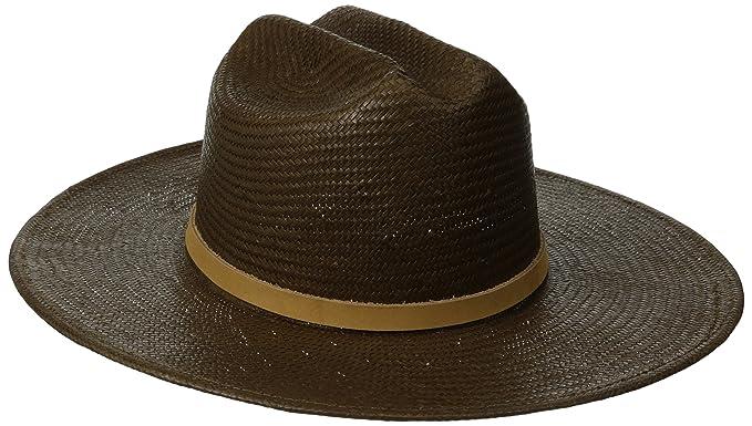 22b50345c83 Amazon.com  Brixton Men s Shooter Hat  Clothing