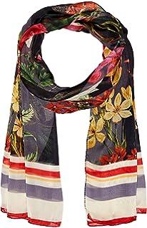 f2bc342085d0e Stauer Guiliana Italian Silk Scarf at Amazon Men's Clothing store: