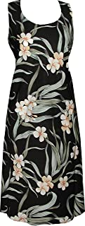 product image for Paradise Found Womens Melia Plumeria Short Tank Dress